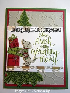 Stampin Up - Ready For Christmas