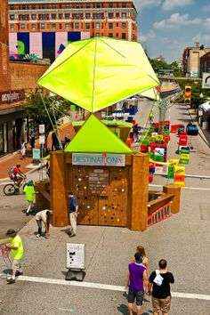 publicdesignfestival: Inspired by the visionary... | ideas for cities