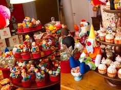 festa aniversario infantil circo decoracao bossa nova 09