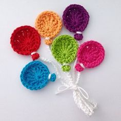 Updates from MyfanwysAppliques on Etsy Crochet Fish, Crochet Mermaid, Crochet Bear, Crochet Gifts, Cute Crochet, Easy Crochet, Crochet Toys, Crochet Clothes, Crochet Applique Patterns Free