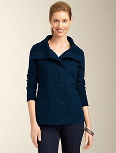 Talbots: $79.50 Talbots - French Terry Wing-Collar Jacket | Tees & Knits | Misses http://www.talbots.com/online/browse/product_details.jsp?zoomImage=23013614=prdi29574=cat70008=cat80004=Default=Regular=cat70008=Misses#