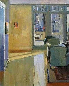 Carole Rabe ~ Winter Sunlight