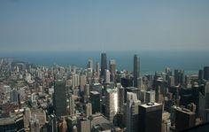 Voglio il mondo a colori: Chicago, The Willis Tower