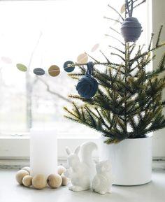 Fine julekugler med DIY