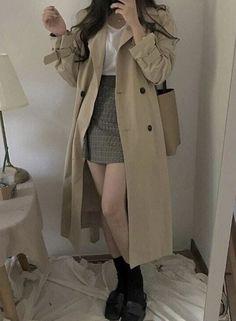 Korean Girl Fashion, Ulzzang Fashion, Korean Street Fashion, Kpop Fashion Outfits, Mode Outfits, Cute Fashion, Men Fashion, Kawaii Fashion, Korean Casual Fashion