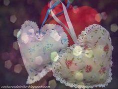 Costuras da Krika: O amor está no ar....