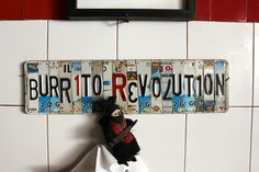 Burrito Revolution Sayulita: the grilled-shrimp burrito is worth the wait
