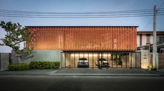 Gallery of Sleepless Residence / WARchitect - 1 Brick Look Tile, Indoor Outdoor Living, Outdoor Decor, Green Terrace, Brick Cladding, Luxury Modern Homes, Courtyard Design, Concrete Steps, Loft Style