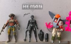 Mara He-Man action figure