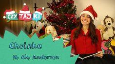 Choinka - Hans Christian Andersen | Baśń dla dzieci #czytajki #czytamybajki #czytamydzieciom