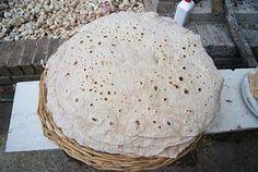 Flat Kurdish Bread