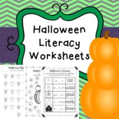 Halloween Literacy Worksheet Huge Bundle No PrepThis is a HUGE bundle of Literacy Worksheets all linked to Halloween.There are 87 pages included in total. Some pages are in color for added effect but the black and white version is also included for personal preference.The activities included in this pack are:* Missing Letters* Matching Upper Case to Lower Case Letters* Find and Color the Letter* Spelling* Sight word sentence building* Acrostic Poems* Vocabulary Read & Color Sheet…