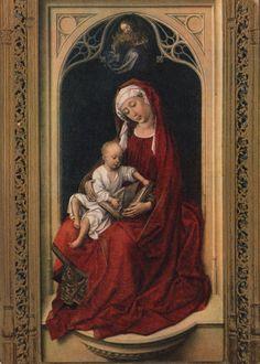 Jesus & Mary - The Graphics Fairy
