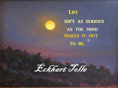 Eckhart Tolle is one of my favorite spiritual teachers. Great Quotes, Quotes To Live By, Me Quotes, Inspirational Quotes, Chill Out Quotes, Quotes Images, Motivational, Eckhart Tolle, The Words