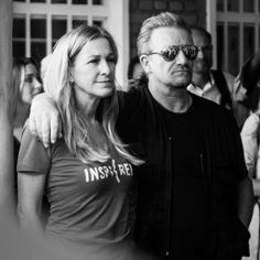 Last week, we traveled to Rwanda with @RED co-founder Bono & other @RED champions to witness first-hand the impact of programs we support that enable people to access greater health & prosperity. Learn more at blog.red.org. #endAIDS