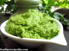Comment on Basil-Walnut Pesto
