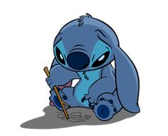 LINE Official Stickers - Stitch: Animated Stickers Example with GIF Animation Lelo And Stitch, Lilo Y Stitch, Cute Stitch, Little Stitch, Sad Wallpaper, Wallpaper Iphone Disney, Cute Disney Wallpaper, Cute Cartoon Wallpapers, Kawaii Wallpaper