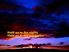 RICHARD MARX - Hold On To The Nights (with lyrics)