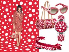 Louis Vuitton collabore avec Yayoi Kusama Pour la Nouvelle Collection