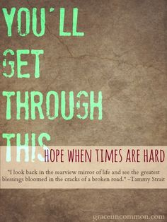 Hope never fails