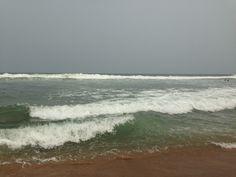 Wave-struck