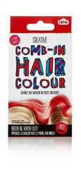NPW Comb-In Hair Colour, Pink   iQliving