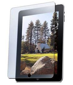 2010kharido AE Matte Finish Anti-Glare Screen Protector Scratch Guard for Apple iPad 1 2