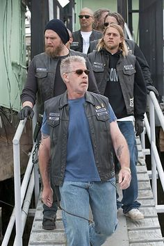 Sons of Anarchy                                                        I love this show!
