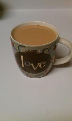 I love cute coffee mugs & I love coffee!