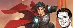 novos 52 superman john romita jr. - Pesquisa Google