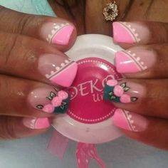 Cute Nail Art, Cute Nails, Finger Nails, Makeup Artists, Nail Art, Drawings, Pretty Nails