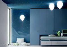 Balloon wall & ceiling lamp from Estiluz
