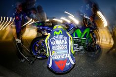 """Rossi : """"Le vendredi va être très important""""  #Motogp #ValentinoRossi #Yamaha"""