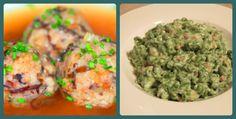 Cosa preferiresti per pranzo,un bel piatto di #canederli o degli sfiziosi #spatzle panna e #speck? Che la sfida abbia inizio e buon appetito! #canederli  #spatzle #prodottiTrentini #cucinaTrentina #Trentinogusto #visitTrentino Credits ph: ravanellocurioso.wordpress.com, piattitalia.com