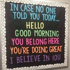 Cute bulletin board for any classroom!Cute bulletin board for any classroom! Classroom Bulletin Boards, Classroom Community, Classroom Design, Future Classroom, School Classroom, Classroom Organization, Classroom Management, Classroom Decor, Bulletin Board Ideas For Teachers