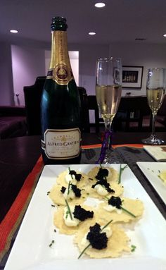 New Year's Eve Magic: Saber Your Champagne