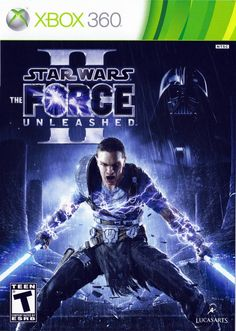SW Force unleashed 2, Xbox 360