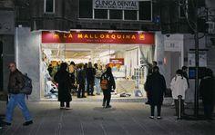 Inauguració de la botiga de Mataró de l'any 2002