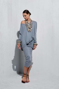 Collections_Tops_Oversize Sweater_Silver