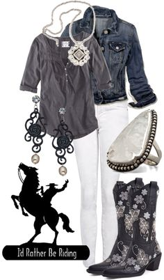 """""""Rodeo"""" by cuntrygurl ❤ liked on Polyvore"""