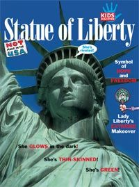Statue of Liberty - KIDS DISCOVER