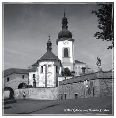 #manetin #church #history #heritage #sculpture #statue #saint #santa #vylet #cestovani #travel #landscape #czechia #cesko #česko #ceskarepublika #czechrepublic #2017 #architecture #myphoto