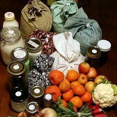 Wonderful resource that will help you achieve a (nearly) zero waste kitchen!