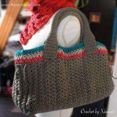 Tuto - Sac à main au crochet - tricot-crochet.com   Tricot et crochet