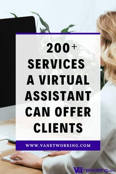200 Services a Virtual Assistant Can Offer Clients - Virtual Assistant Networking Organization Create Online Survey, Online Real Estate, Online Contest, Website Maintenance, Virtual Assistant Services, Best Blogs, Blog Writing, How To Become, How To Apply