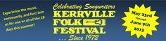 Kerrville Folk Music Festival