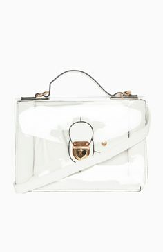 Clearly Chic Satchel