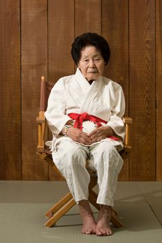 "From womensbjj on Tumblr: ""Keiko Fukuda, the highest-ranked female judoka in history, and the last surviving student of Kano Jigoro, founder of judo passed away at 99 years old yesterday.     She is an inspiration to all female martial artists and those who have pioneered for us to be able to participate in sports today. She will be greatly missed."""
