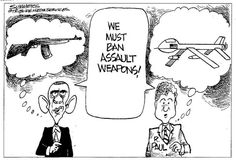 Assault Weapons .....yeah right!
