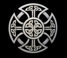 Classic Celtic Cross by DarrianAshoka.deviantart.com